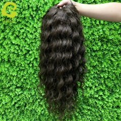 9A High-Quality U Part Human Hair Wigs With 180% density, Loose Deep Wave, Wholesale Brazilian Human U Part Wigs Vendor