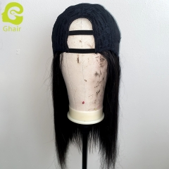 9A High-Quality U Part Human Hair Wigs With 180% density, Straight Wave, Wholesale Brazilian Human U Part Wigs Vendor